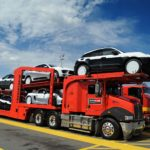 Long Distance Moves and Vehicle Transportation
