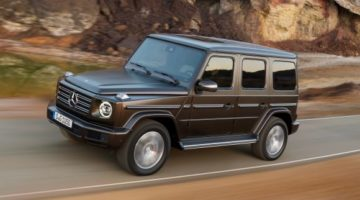 10 Fantastic Reasons Why You Should Buy a Mercedes-Benz G- Class